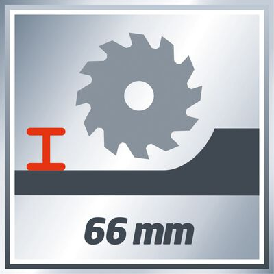 Einhell Handcirkelzaag TC-CS 1400