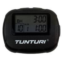 Tunturi Interval Timer stopwatch 6,5 cm zwart