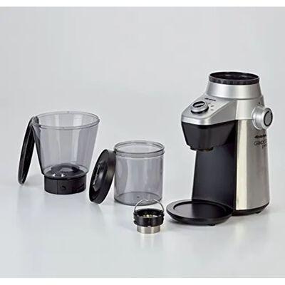 Ariete Koffiemolen Grinder Pro 150 W 300 gram zilverkleurig