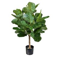 Lyrata Kunstplant 75 cm