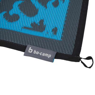 Bo-Camp Buitenkleed Chill mat Lounge 2,7x2 m blauw