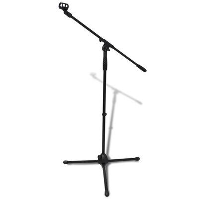 vidaXL Microfoonstandaard verstelbaar