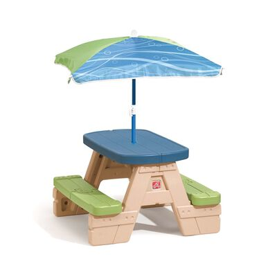 Step2 Picknicktafel Sit and Play