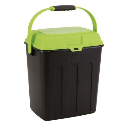 MAELSON Voedselcontainer zwart en groen
