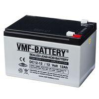 VMF AGM Deep Cycle accu 12 V 12 Ah DC12-12