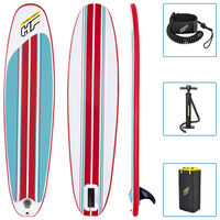 Bestway Stand Up Paddleboard Hydro-Force Compact Surf 8 243x57x7 cm