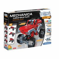 Clementoni bouwpakket Mechanica Laboratorium Monster trucks