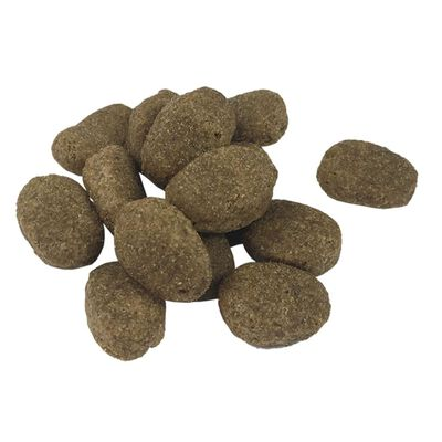 vidaXL Premium hondenvoer droog Adult Sensitive Lamb & Rice 30kg 2 st