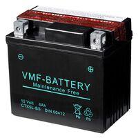VMF Powersport Liquifix accu 12 V 4 Ah MF YTX5L-BS