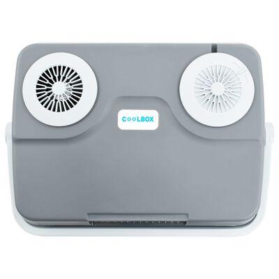 vidaXL Koelbox thermo-elektrisch draagbaar 12 V 230 V A++ 32 L