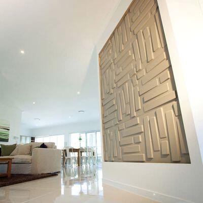 WallArt 24 st 3D-Wandpanelen GA-WA02 Bricks