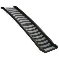 TRIXIE Huisdierenloopplank inklapbaar 39x160 cm zwart 39477