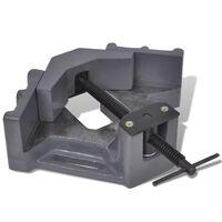 vidaXL Hoekbankschroef handmatig 115 mm
