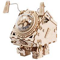 Robotime Muziekdoos Seymour doe-het-zelf steampunk