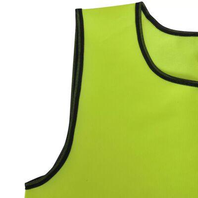 Sporthesje volwassenen (geel / 10 stuks)