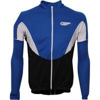 VWP fietsshirt LM Bonfanti heren blauw maat S