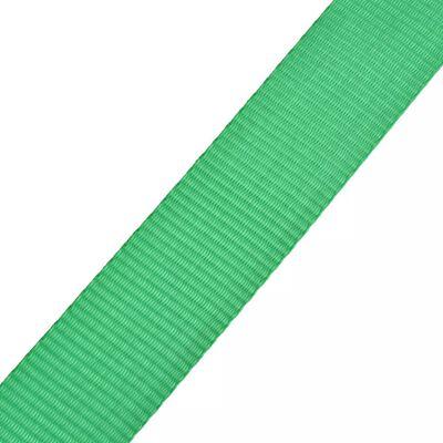 vidaXL Slackline 15 m x 50 mm 150 kg groen