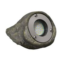 Luxform Tuinlamp LED Tatra steengrijs