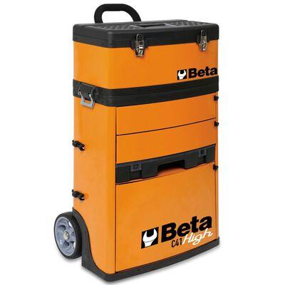 Beta Tools Gereedschapswagen C41H/O oranje