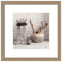 Walther Design Fotolijst Home 50x50 cm bruin