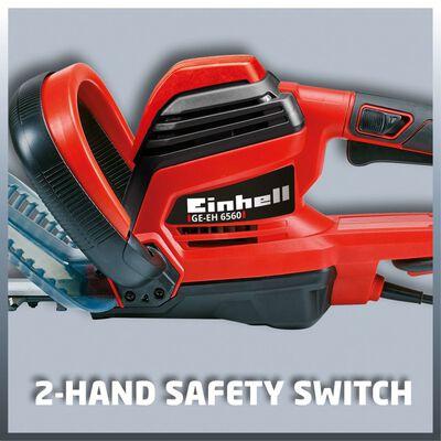 Einhell Elektrische heggenschaar GE-EH 6560 650 W 3403330