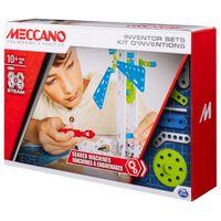 Meccano Bouwset 3 Geared Machines