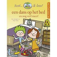 Deltas Ssst... ik lees! een dans op het bed (AVI 1 - AVI nieuw M3)