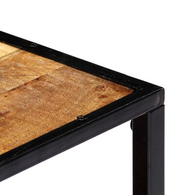 vidaXL Salontafel 90x50x40 cm massief gerecycled hout