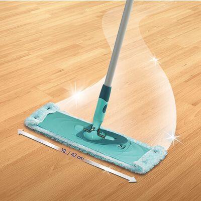 Leifheit Mopdoek XL Clean Twist Extra Soft blauw 52016