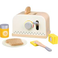 New Classic Toys - Speelgoed Broodrooster - Inclusief Accessoires - W