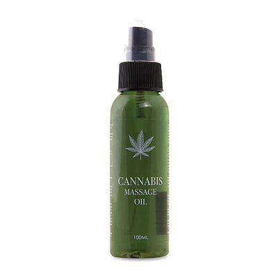 Cannabis Massage Oil - 100ml