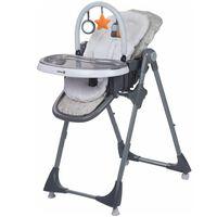 Safety 1st Kinderstoel inklapbaar Kiwi 3-in-1 warm grijs 2775191000