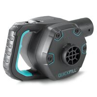 Intex Luchtpomp elektrisch Quick-Fill 220-240 V 66644
