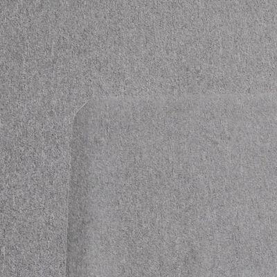 vidaXL Vloermat voor laminaat of tapijt 90x90 cm