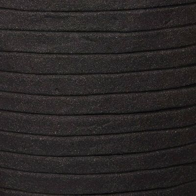 Capi Bloempot Nature Row 54x52 cm zwart KBLRO935