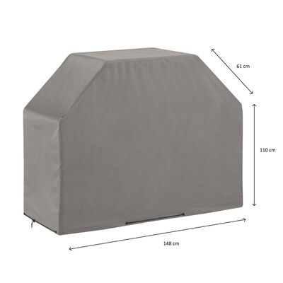 Madison Barbecuehoes 148x61x110 cm grijs