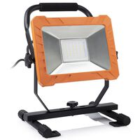 Smartwares Werklamp LED 24,5x18x36 cm oranje