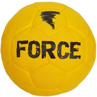 GUTA Trefbal Force zacht 13 cm geel