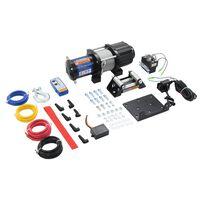 vidaXL Lier elektrisch 12 V 4.500 lbs 2.040 kg met afstandsbediening