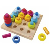 HABA Stapelspel Kleurenringen 002202