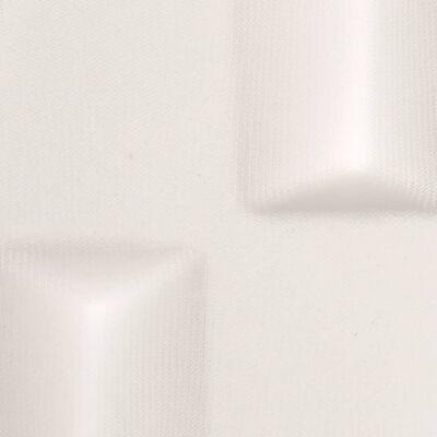 vidaXL 12 st Wandpanelen 3D 3 m² 0,5x0,5 m