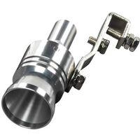 uitlaatfluitje Turbo Ø 44-55 mm chroom