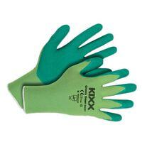 Tuinhandschoen Groovy Green maat XL ofwel 10