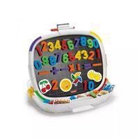 Quercetti Tablet Premium magneetcijfers 64-delig