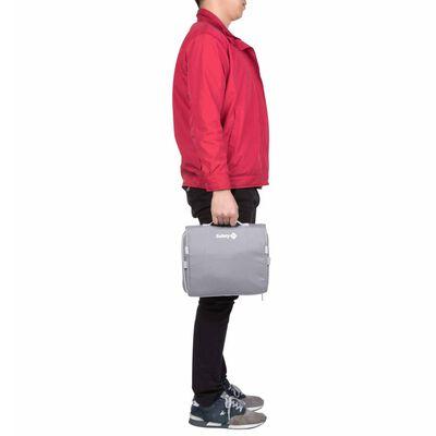 Safety 1st Stoelverhoger voor op reis warm grijs 2750191000