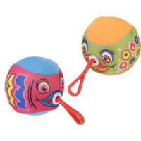 Tender Toys waterbom 2 stuks 6,5 cm