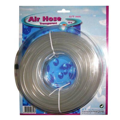 Air Hose Transparent 6-9 mm-15 m