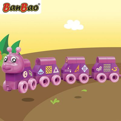 BanBao Symbolen Rups 9102