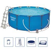Bestway Steel Pro MAX Zwembadset rond 366x122 cm 56420