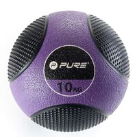 Pure2Improve Medicijnbal 10 kg paars